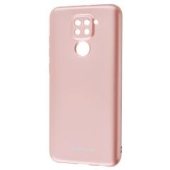 Чехол Molan Xiaomi Redmi Note 9 (бронзовый)