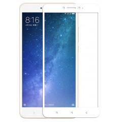 Защитное стекло для Xiaomi Mi Max 2 (3D White) 0.33mm