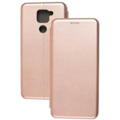 Книга Premium Xiaomi Redmi Note 9 (бронзовый)
