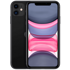 Apple iPhone 11 128Gb (Black) MWM02
