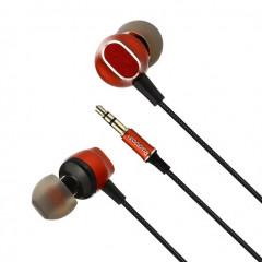 Вакуумные наушники-гарнитура Reddax RDX-1002 (Red)