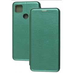 Книга Premium Xiaomi Redmi 9C (зеленый)