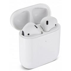 TWS наушники i77-MAX Touch + AirPod Case (White)