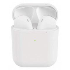 TWS наушники P40 Max with Wireless Charging Case (White)