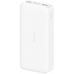 PowerBank Xiaomi Redmi 10000 mAh (White) - Официальный