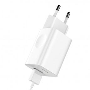 Сетевое зарядное устройство Baseus Quick Charger 12V. 2.0A (белый)