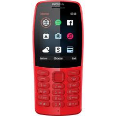 Nokia 210 Dual SIM (Red) TA-1139