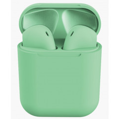 TWS наушники P40 Max with Wireless Charging Case (Green)