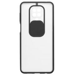 Чехол Totu Curtain Xiaomi Redmi Note 9s / 9 Pro / 9 Pro Max (черный)