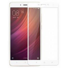 Защитное стекло Xiaomi Redmi Note 4x (5D White) 0.33mm