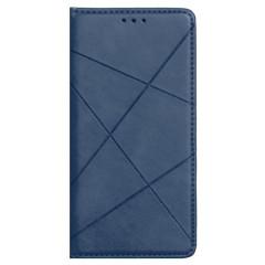 Книга Business Leather Xiaomi Redmi 9 (синий)
