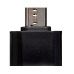 Адаптер RS060 OTG на Micro USB (Black)