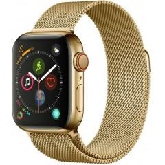 Ремешок Milanese для Apple Watch 38/40mm (золотой)