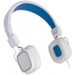 Накладные наушники Gemix Clarcs (White/Blue)
