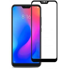 Защитное стекло Xiaomi Mi A2 Lite (3D Black) 0.33mm