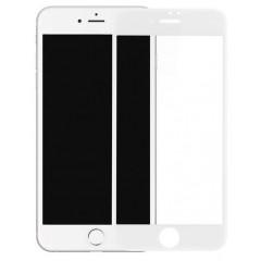 Защитное стекло для Apple iPhone 6 Plus (5D White)