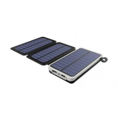 PowerBank Havit HV-H5221 Solar 10000 mAh (Black)