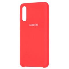 Чехол Silky Samsung Galaxy A50 / A50s / A30s (красный)