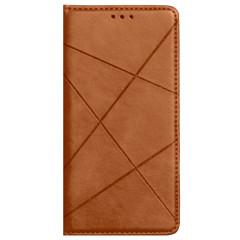 Книга Business Leather Xiaomi Redmi 9 (коричневый)