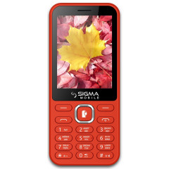 SIGMA X-style 31 Power (Red)