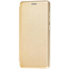 Книга Premium Samsung Galaxy A31 (золотой)