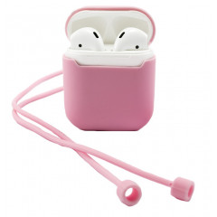 Чехол для AirPods XO Colors (розовый)