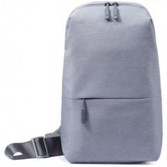 Рюкзак Xiaomi City Sling Bag (Light Gray)