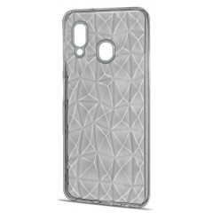 Чехол Prism Samsung Galaxy A20/A30 (серый)