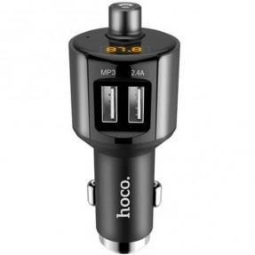 FM-модулятор Hoco E19 with 2 USB