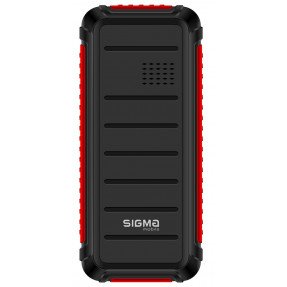 SIGMA X-style 18 Track (Black-Red)