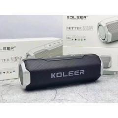 Bluetooth колонка Koleer S218 (Black)