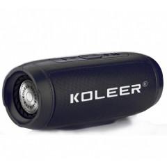 Bluetooth колонка Koleer S1000 (Black)