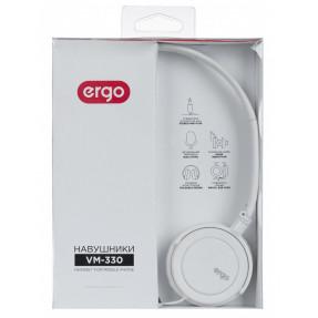 Накладные наушники Ergo VM-330 (White)