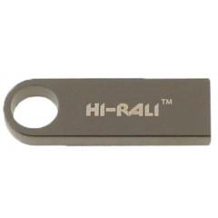 Флешка USB Hi-Rali Shuttle series 4gb (Silver)