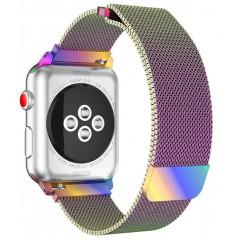 Ремешок Milanese для Apple Watch 38/40mm (градиент)
