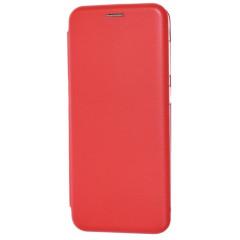 Книга Premium Samsung Galaxy M10 (красный)