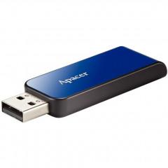 Флешка USB Apacer AH334 64Gb (Blue)