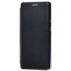 Книга Premium Samsung Galaxy A71 (черный)