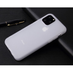 Чехол Soft Touch iPhone 11 Pro Max (прозрачный)