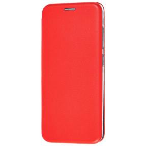 Книга Premium Samsung Galaxy A31 (красный)