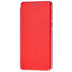 Книга Premium Samsung Galaxy A71 (красный)