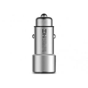Автомобильное зарядное устройство ZMI 18W QC3.0 (Silver)