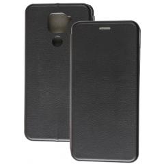 Книга Premium Xiaomi Redmi Note 9 (черный)