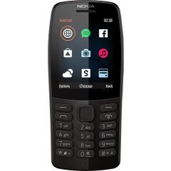 Nokia 210 Dual SIM (Black) TA-1139