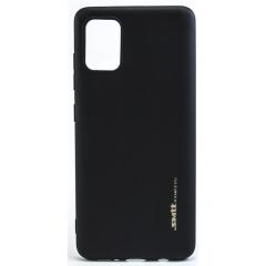 Чехол SMTT Samsung Galaxy A31 (чёрный)