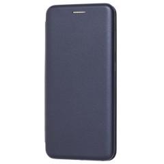 Книга Premium Samsung Galaxy A20/A30 (синий)