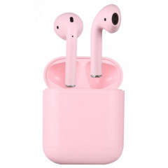 TWS наушники P40 Max with Wireless Charging Case (Pink)