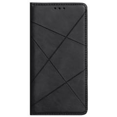 Книга Business Leather Xiaomi Redmi Note 9 (черный)