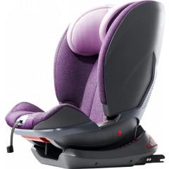 Автокресло Xiaomi Qborn Safety Seat QQ666 (Romantic Purple)