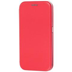 Книга Premium Samsung Galaxy A01 (красный)